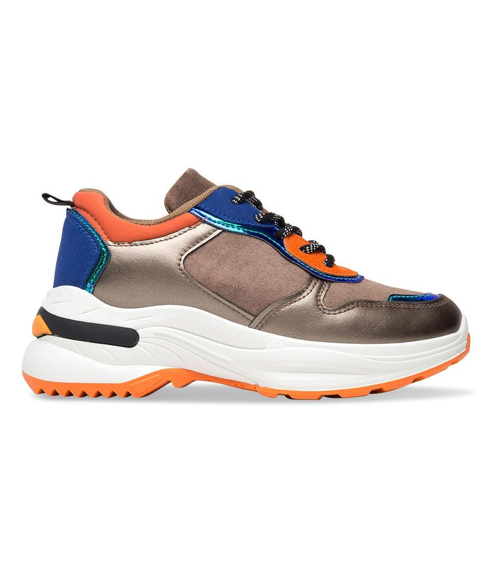 Buty sportowe damskie NM R 36 Beżowe