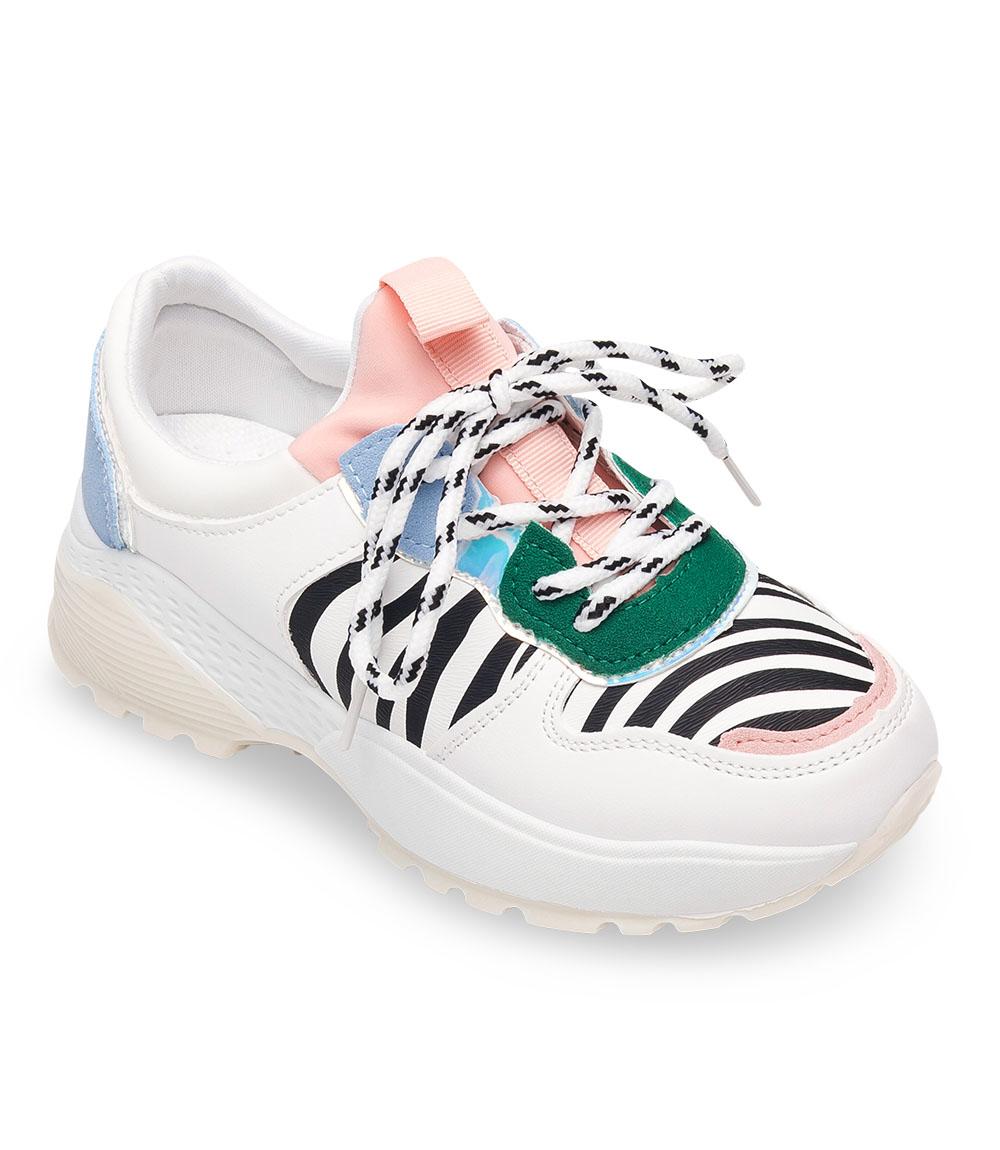Buty sportowe dziecięce Bello Star BO 110 Różowe